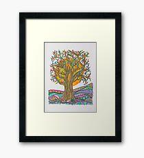 Tree of Life/2 Framed Print