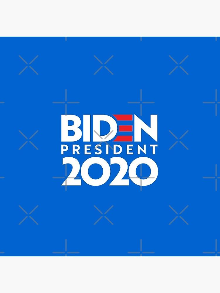 JOE FOR PRESIDENT 2020 Merch by popdesigner