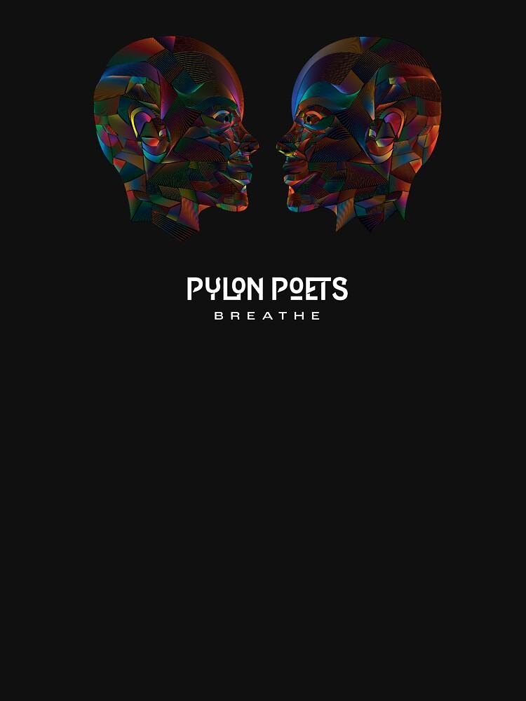 Pylon Poets, Breathe Single Art by PylonPoets