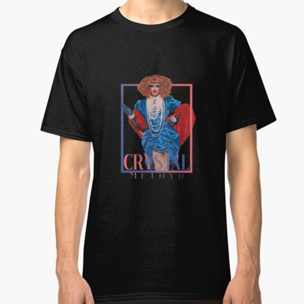 CRYSTAL METHYD Classic T-Shirt