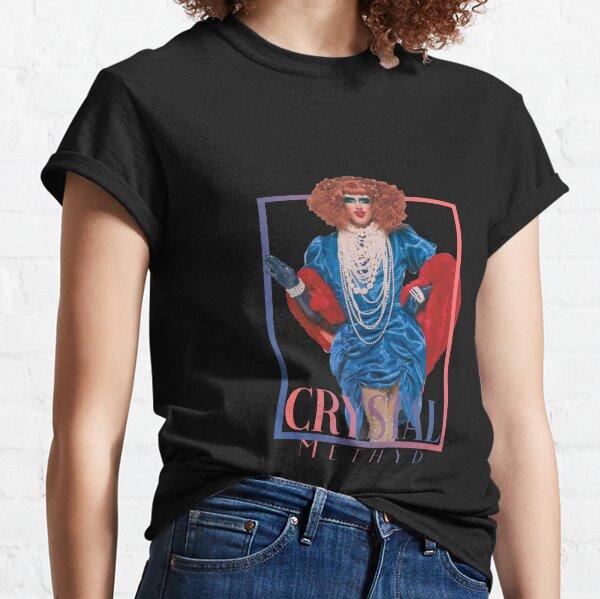 METHYD DE CRISTAL Camiseta clásica