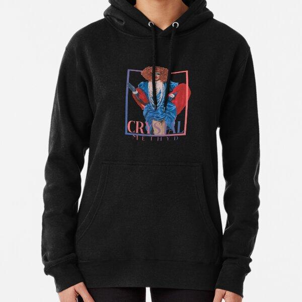 CRYSTAL METHYD Pullover Hoodie