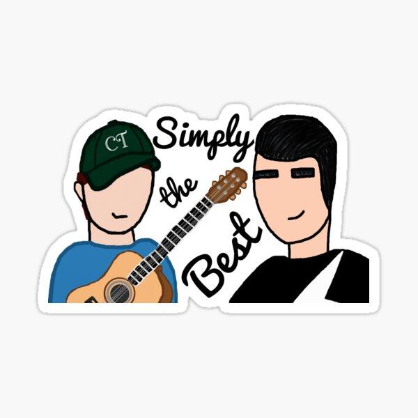 David Patrick - The Best Sticker