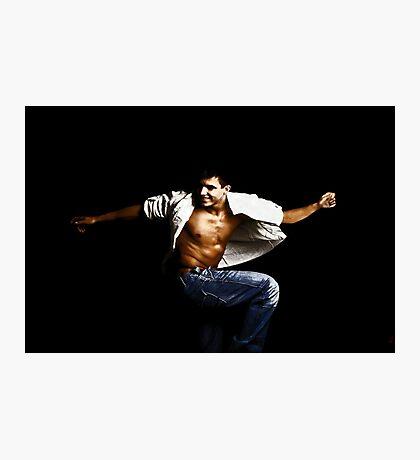 Street Dancer Photographic Print