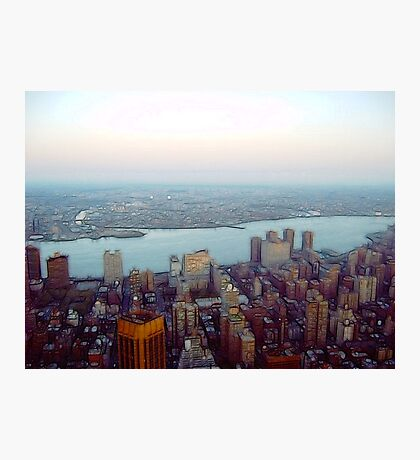 New York City View Photographic Print