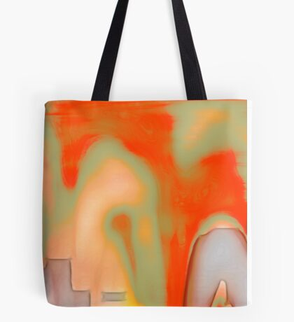 textured : fractured Tote Bag