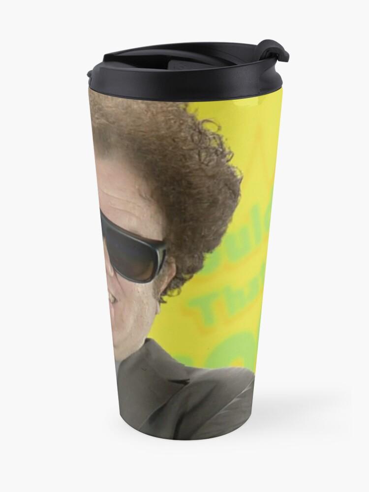 Alternate view of dr steve brule Travel Mug