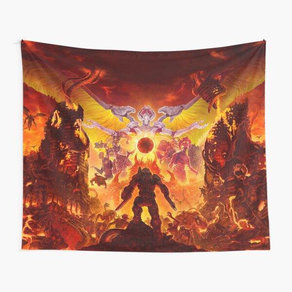 doom eternal Tapestry