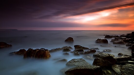 The Heaven's Speech by Mark  Lucey