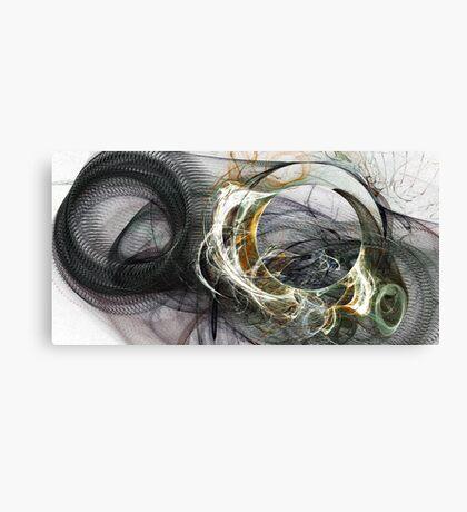Fractal Dreams #3 Canvas Print
