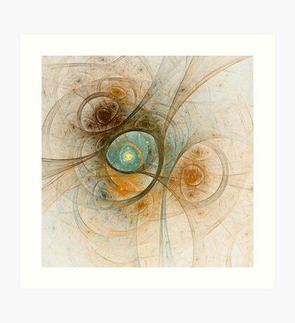 Fractal Dreams #4 Art Print