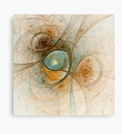 Fractal Dreams #4 Canvas Print