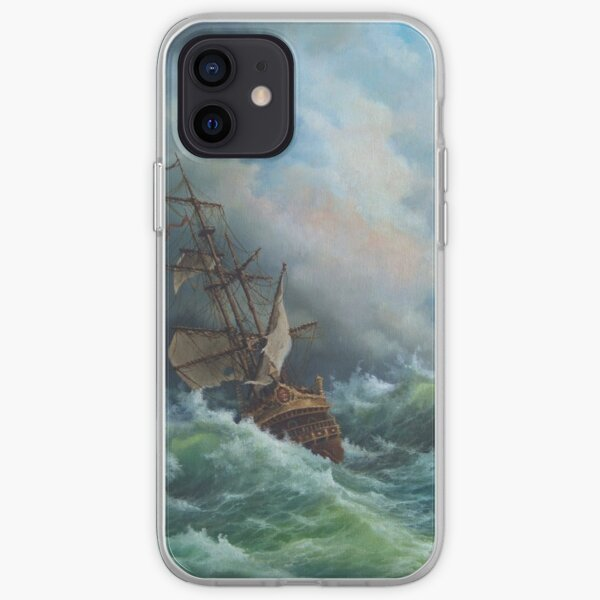 AFTER STORM 1 iPhone Soft Case