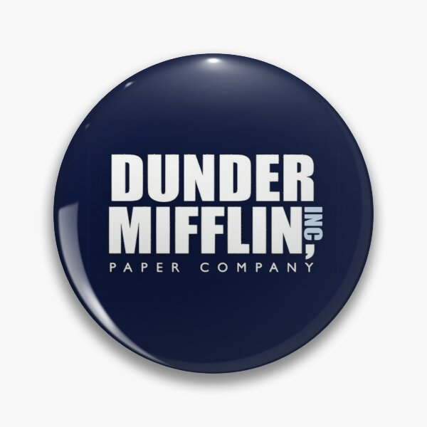 the office Pin