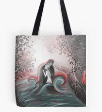 The Swan Curse - SwanFire Tote Bag