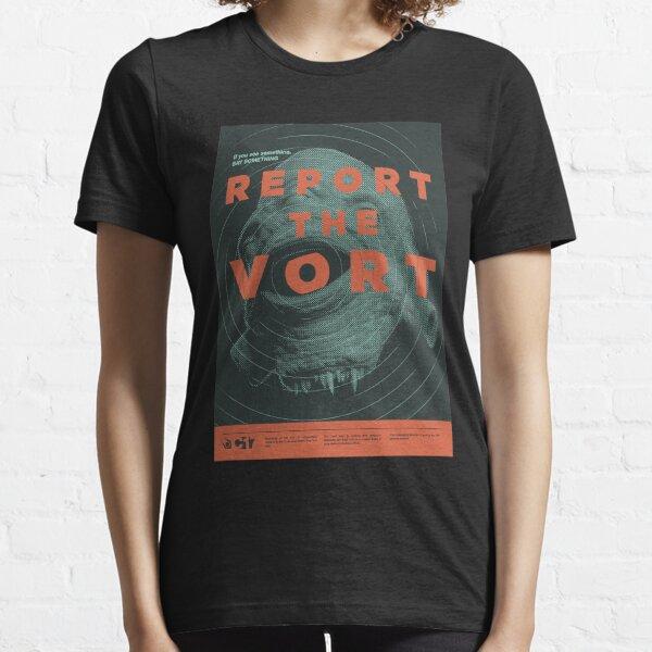 Report the Vort Essential T-Shirt