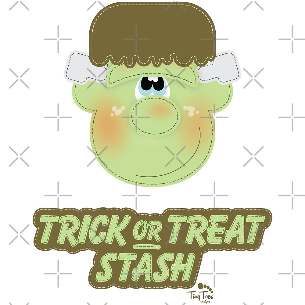 Monster Trick or Treat Stash by BadCatDesigns