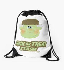 Monster Trick or Treat Stash Drawstring Bag