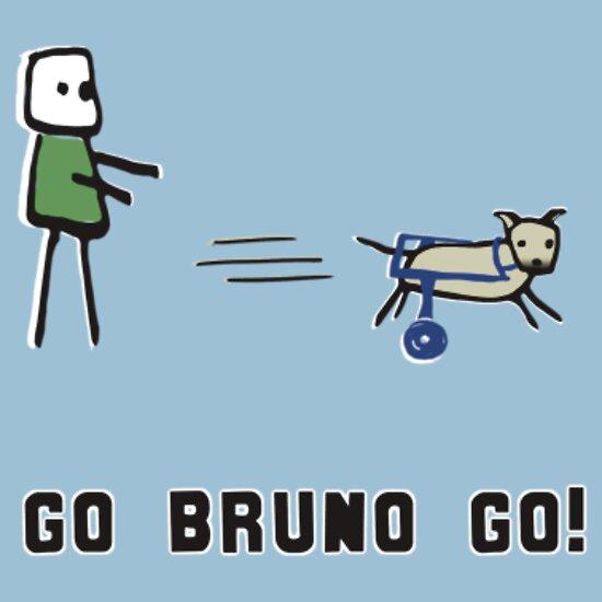 TShirtGifter presents: Go Bruno Go!