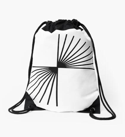 Helmholtz's angle expansion Drawstring Bag
