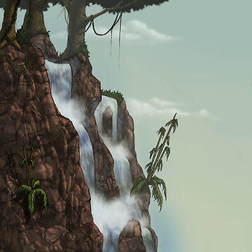 Waterfall by malignlabs
