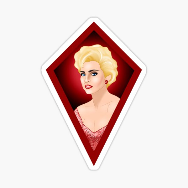Pop Queen Sticker