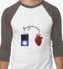 Love Yours  Men's Baseball ¾ T-Shirt