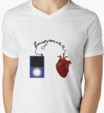 Love Yours  Men's V-Neck T-Shirt