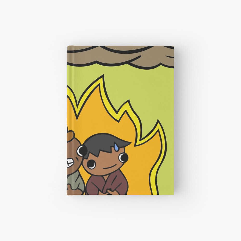 Shadrach Meshach And Abednego Lds Meme Hardcover Journal By Panzie89 Redbubble