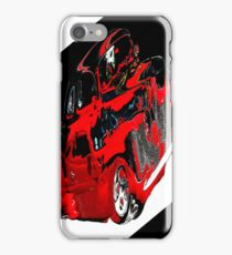 Hot Rod Melt Down iPhone Case/Skin