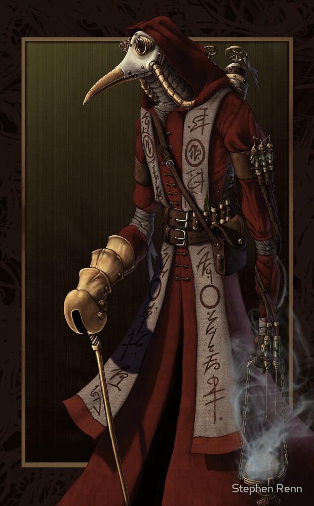 Plague Doctor by Stephen Renn