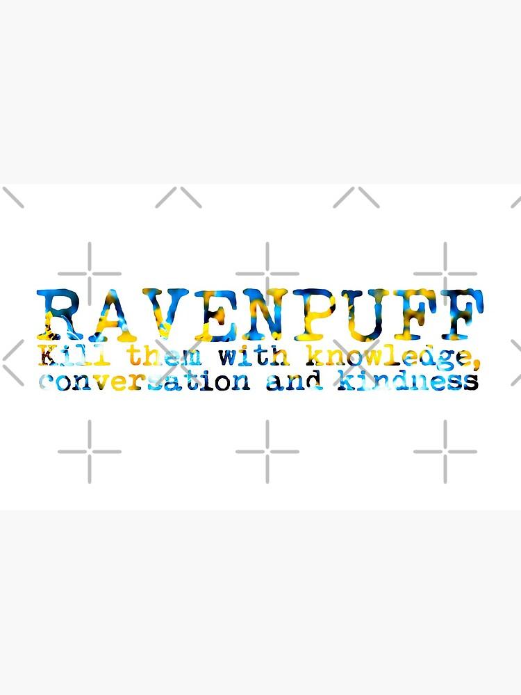 Ravenpuff Quote by Zorume