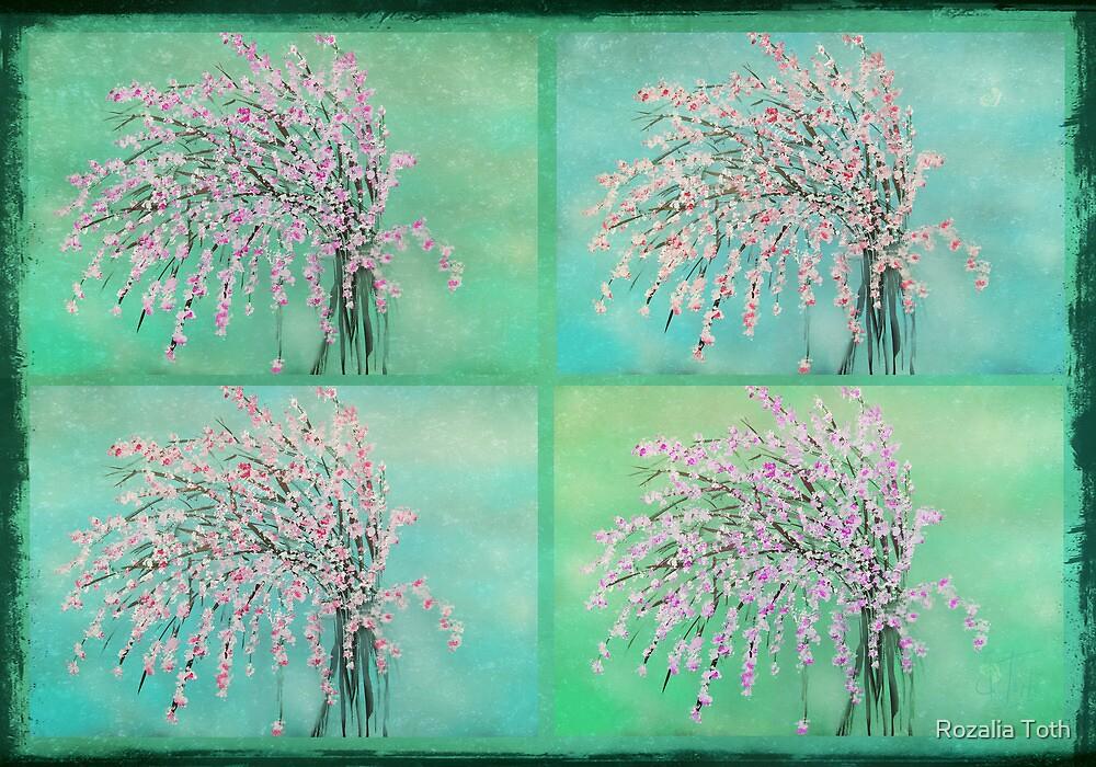 Shades of Spring by Rozalia Toth