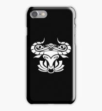Taurus White iPhone case iPhone Case/Skin