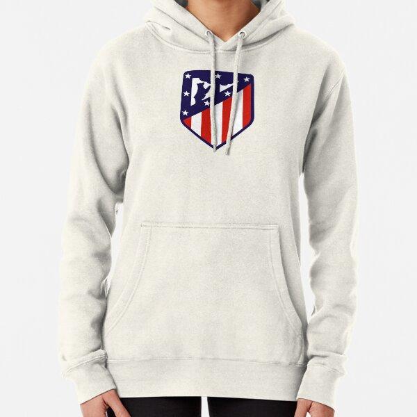 Atlético de Madrid Pullover Hoodie