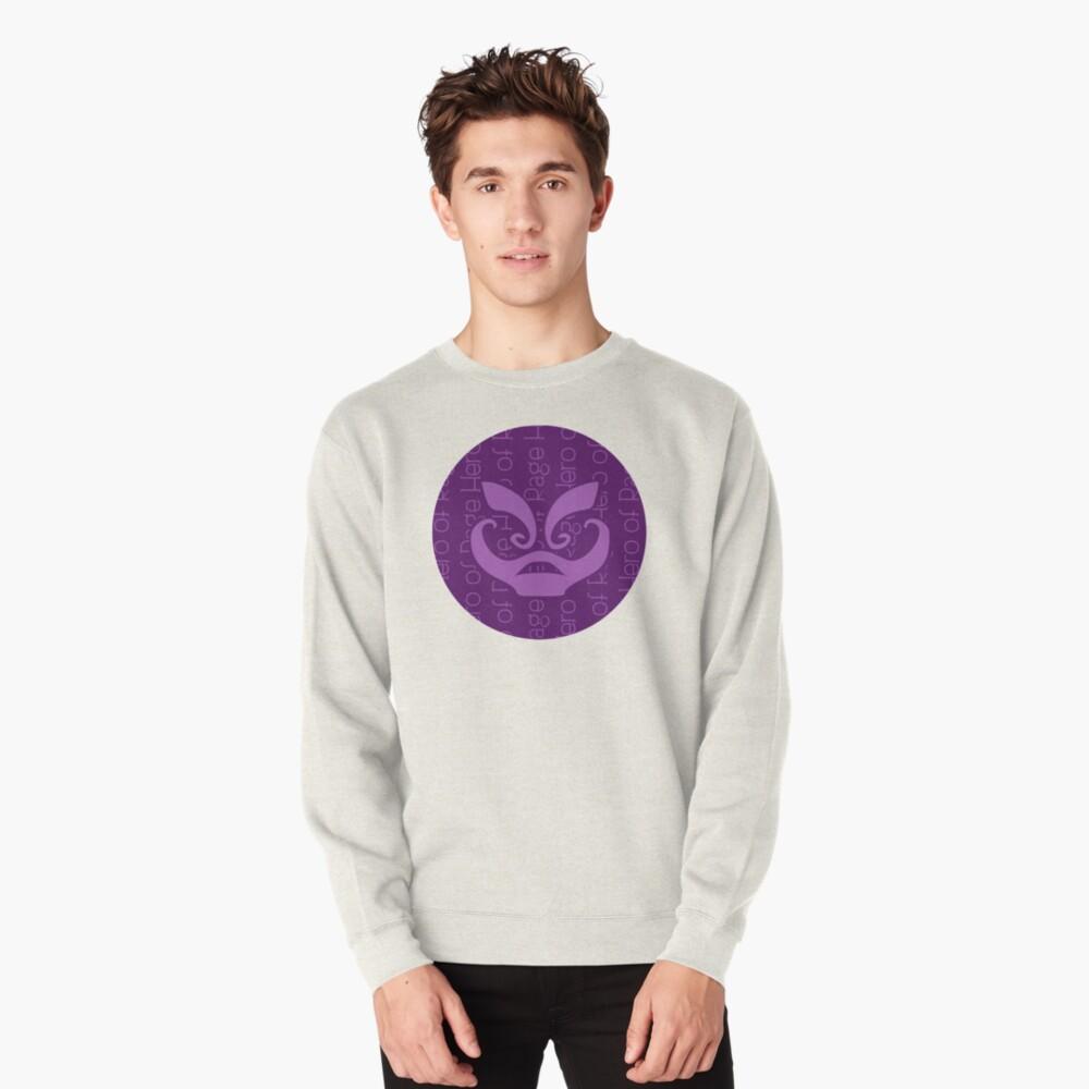 Hero Of Rage Pullover Sweatshirt