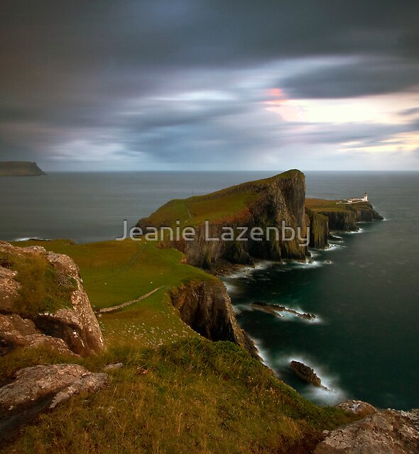 At The Point by Jeanie