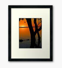 Lake Pammamaroo NSW Framed Print