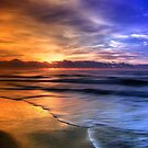 Blurry Sunrise by Tyhe  Reading