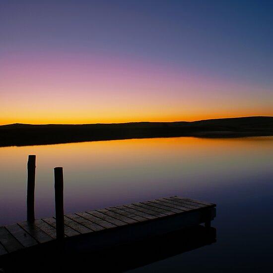 Dawn Daybreak by David Alexander Elder