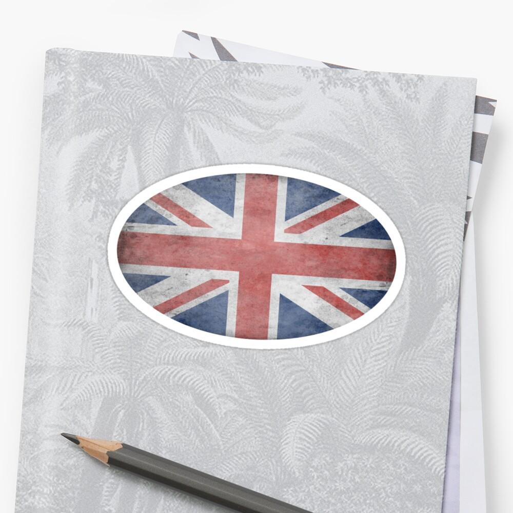 UNION JACK FLAG by Stepz2007