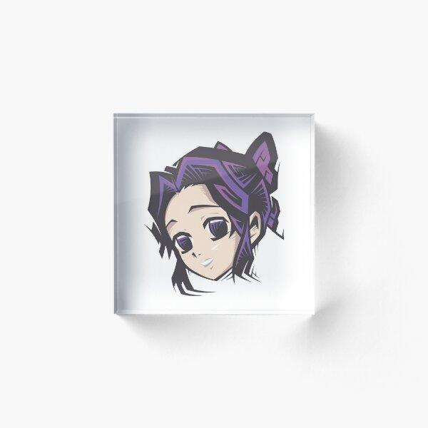 Shinobu Kocho Acrylic Block