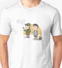 Lil Holmes & Watson T-Shirt