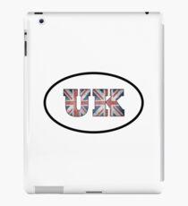 United Kingdom iPad Case/Skin