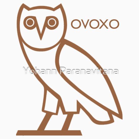 TShirtGifter presents: Drake - OVOXO