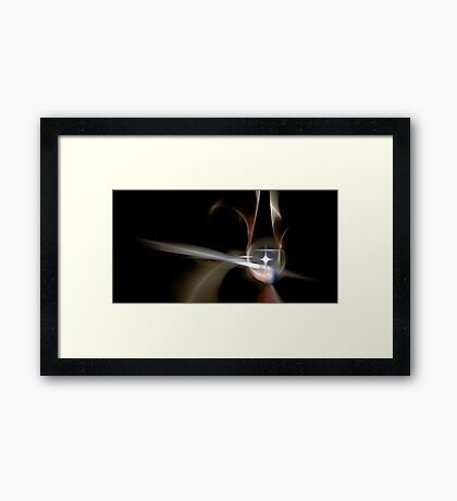 Star One Framed Print