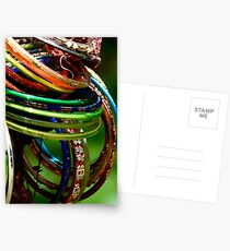 The Colours of India Postcards