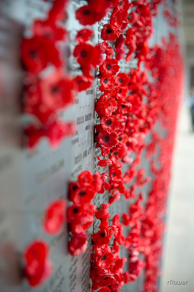 Lest We Forget by rflower