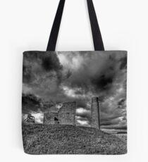 Under Leaden Skies Tote Bag