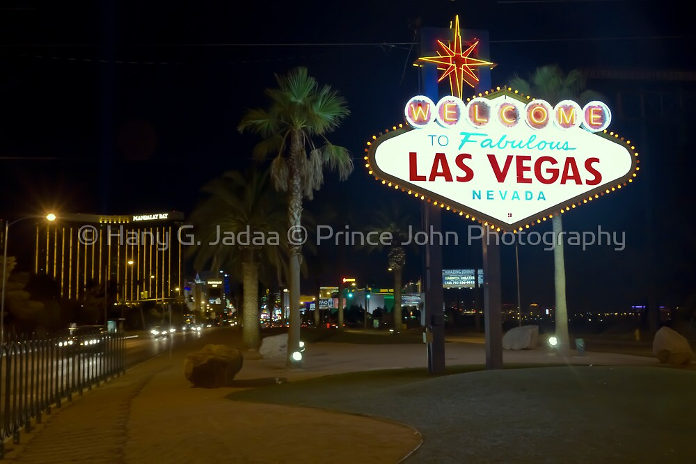 Welcome To Sin City by © Hany G. Jadaa © Prince John Photography